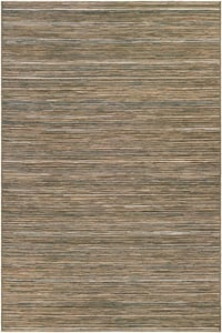 Brown, Ivory (1407-0029) Cape Hinsdale Contemporary / Modern Area Rugs