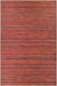 Crimson, Ivory (1407-0066) Cape Hinsdale Contemporary / Modern Area Rugs
