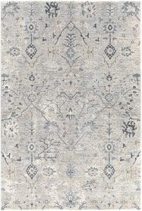 Sage, Khaki, Beige (BWK-2316) Brunswick 27344 Traditional / Oriental Area Rugs