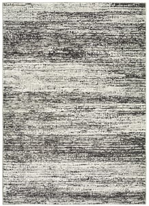 Charcoal, Ash (G) Atlas 8037 Contemporary / Modern Area Rugs