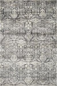 Grey (4756) Montreal Heidi Vintage / Overdyed Area Rugs