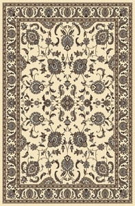 Ivory Andalo 1426 Traditional / Oriental Area Rugs