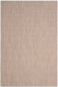 Beige, Brown (36312) Courtyard CY-8521 Contemporary / Modern Area Rugs