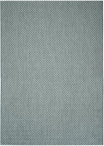 Turquoise, Light Grey (37221) Courtyard CY-8653 Contemporary / Modern Area Rugs