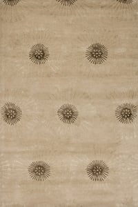 Beige, Brown (A) Soho I SOH-821 Contemporary / Modern Area Rugs