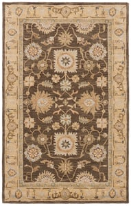 Brown, Taupe (C) Anatolia AN-556 Traditional / Oriental Area Rugs