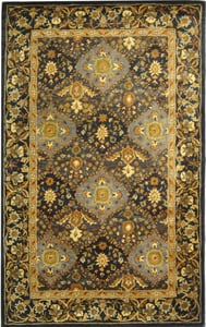 Blue (A) Antiquity AT-57 Traditional / Oriental Area Rugs
