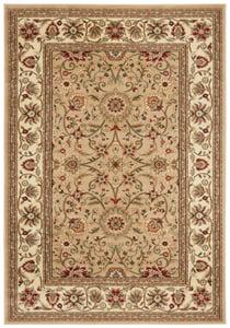 Beige, Ivory (D) Lyndhurst LNH-212 Traditional / Oriental Area Rugs