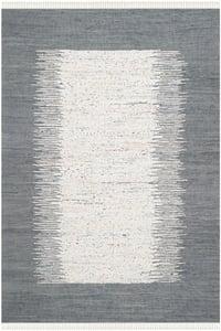 Ivory, Grey (G) Montauk MTK-711 Bohemian Area Rugs