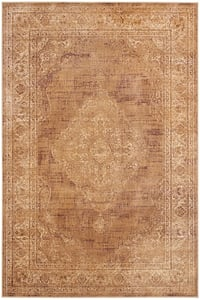Taupe (660) Vintage VTG-112 Traditional / Oriental Area Rugs