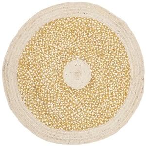 Gold, Natural (D) Cape Cod CAP210 Bohemian Area Rugs