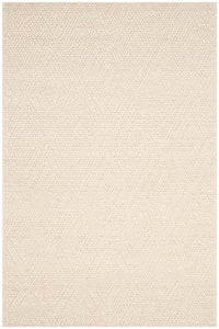 Ivory (A) Natura NAT-623 Contemporary / Modern Area Rugs