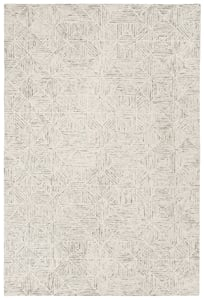 Beige (J) Abstract ABT-763 Abstract Area Rugs
