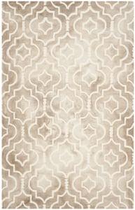 Beige, Ivory (G) Dip Dye DDY-538 Contemporary / Modern Area Rugs