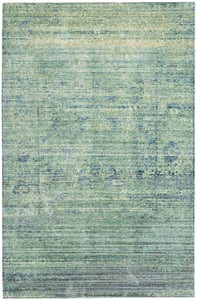 Green (G) Mystique MYS-920 Contemporary / Modern Area Rugs