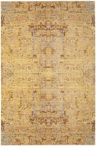 Gold (C) Mystique MYS-971 Vintage / Overdyed Area Rugs