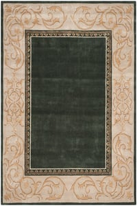Slate, Ivory (I) Total Performance TLP-727 Contemporary / Modern Area Rugs