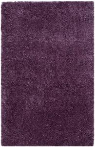 Purple (P) Indie Shag SGI-320 Shag Area Rugs