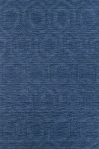 Blue (17) Imprints Modern IPM-01 Solid Area Rugs