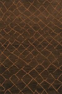 Fudge, Brown Bella BL-15 Moroccan Area Rugs