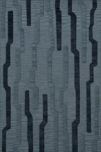 Saltwater, Blue Quest QT-08 Contemporary / Modern Area Rugs