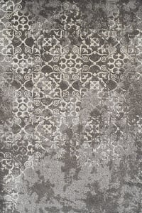 Grey Antigua AN-6 Vintage / Overdyed Area Rugs