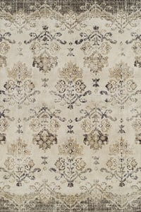 Chocolate Antigua AN-11 Vintage / Overdyed Area Rugs