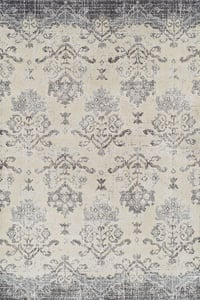 Pewter Antigua AN-11 Vintage / Overdyed Area Rugs