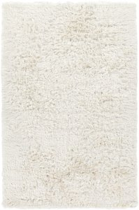Ivory (1005) Candice Olson - Whisper Whisper Solid Area Rugs