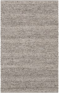 Light Grey, Charcoal, White (TAH-3706) Tahoe 407 Contemporary / Modern Area Rugs
