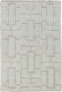 Mint, Beige (AWRS-2139) Arise Addison Contemporary / Modern Area Rugs