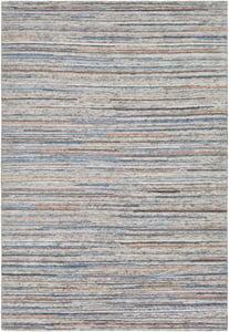 Ivory, Black, Dark Brown (ENL-1000) Enlightenment 20595 Contemporary / Modern Area Rugs