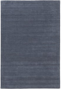 Navy (AYT-1003) Adyant Hand Loomed Contemporary / Modern Area Rugs