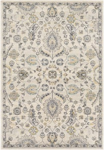 Beige (CIT-2358) City 23685 Traditional / Oriental Area Rugs