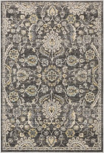 Taupe (CIT-2359) City 23685 Traditional / Oriental Area Rugs