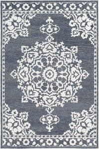 Charcoal (GND-2309) Granada 23806 Traditional / Oriental Area Rugs