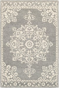 Grey (GND-2310) Granada 23806 Traditional / Oriental Area Rugs