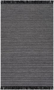 Medium Grey, Black, Silver Grey (AZA-2311) Azalea 26123 Contemporary / Modern Area Rugs