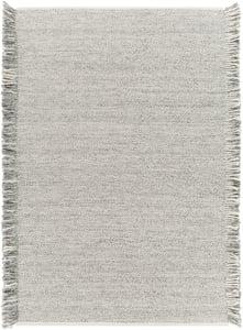Light Grey, Charcoal, Cream (AZA-2314) Azalea 26501 Contemporary / Modern Area Rugs