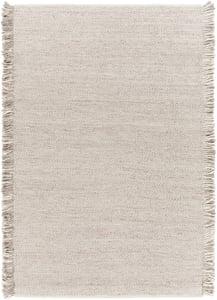 Taupe, Cream (AZA-2313) Azalea 26501 Contemporary / Modern Area Rugs