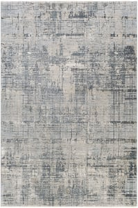 Ice Blue, Sage, Olive (BWK-2300) Brunswick 26273 Abstract Area Rugs