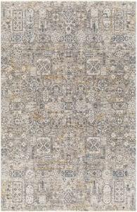 Charcoal, Ivory, Medium Grey (CDF-2310) Cardiff 27347 Traditional / Oriental Area Rugs