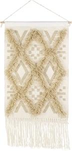 Khaki, Taupe, Ivory (HNA-1004) Helena 29507 Bohemian Wall Hangings