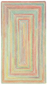 Light Green Babys Breath Babys Breath Country Area Rugs