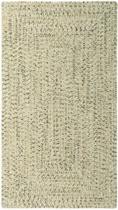 Shell Sea Pottery Concentric Country Area Rugs
