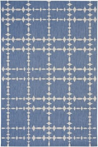 Blueberry Cococozy - Elsinore Tower Court Tower Court Contemporary / Modern Area Rugs