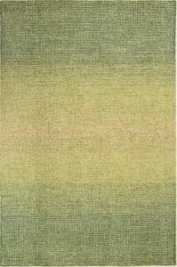 Green (9510-06) Savannah Horizon Contemporary / Modern Area Rugs