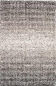 Grey (9510-47) Savannah Horizon Contemporary / Modern Area Rugs