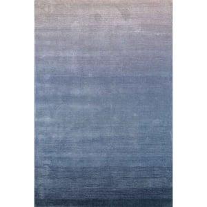 Navy (33) Arca Ombre Contemporary / Modern Area Rugs