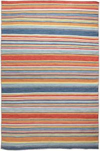 Sunscape (6258-14) Sonoma Malibu Stripe Striped Area Rugs